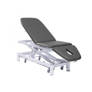Table massage kiné - Manuxelect 3 parties dos-